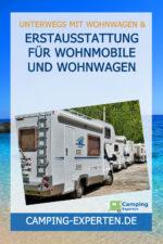 Erstausstattung für Wohnmobile und Wohnwagen