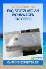 FAQ Stützlast am Wohnwagen Ratgeber