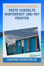 Feste Vorzelte winterfest und mit Fenster