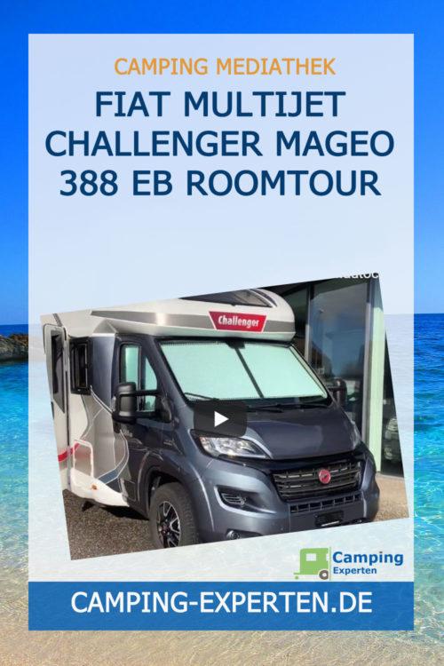 Fiat Multijet Challenger Mageo 388 EB Roomtour