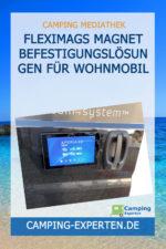 FlexiMags Magnet Befestigungslösungen für Wohnmobil