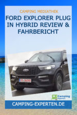 Ford Explorer Plug in Hybrid Review & Fahrbericht