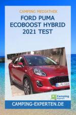 Ford Puma Ecoboost Hybrid 2021 Test