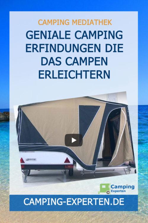 Geniale Camping Erfindungen die das Campen erleichtern