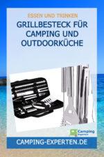 Grillbesteck für Camping und Outdoorküche