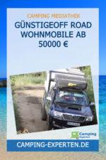 GünstigeOff Road Wohnmobile ab 50000 €