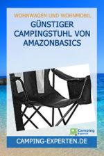 Günstiger Campingstuhl von AmazonBasics