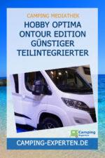 Hobby Optima OnTour Edition günstiger Teilintegrierter