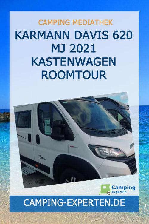 Karmann Davis 620 MJ 2021 Kastenwagen Roomtour