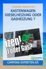 Kastenwagen Dieselheizung oder Gasheizung ?
