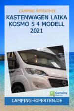 Kastenwagen LAIKA KOSMO 5 4 Modell 2021