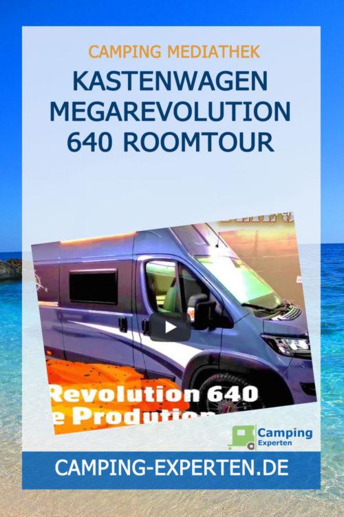 Kastenwagen MegaRevolution 640 Roomtour