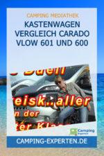 Kastenwagen Vergleich Carado Vlow 601 und 600