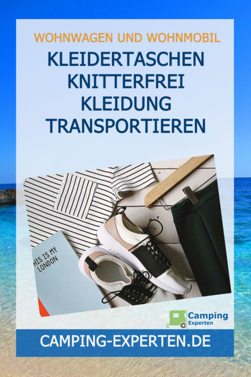 Kleidertaschen Knitterfrei Kleidung transportieren