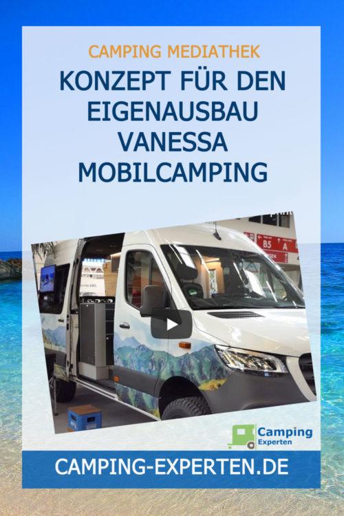 Konzept für den Eigenausbau VanEssa mobilcamping