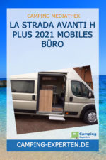 La Strada Avanti H Plus 2021 MOBILES BÜRO