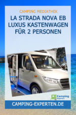 La Strada Nova EB Luxus Kastenwagen für 2 Personen