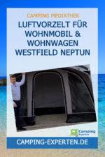 Luftvorzelt für Wohnmobil & Wohnwagen Westfield Neptun