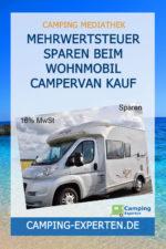 Mehrwertsteuer sparen beim Wohnmobil Campervan Kauf