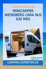 Minicamper Weinsberg Cara Bus 630 MEG