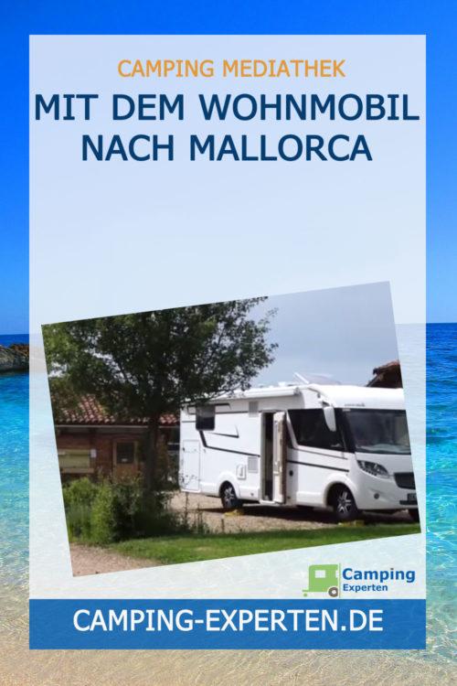 Mit dem Wohnmobil nach Mallorca