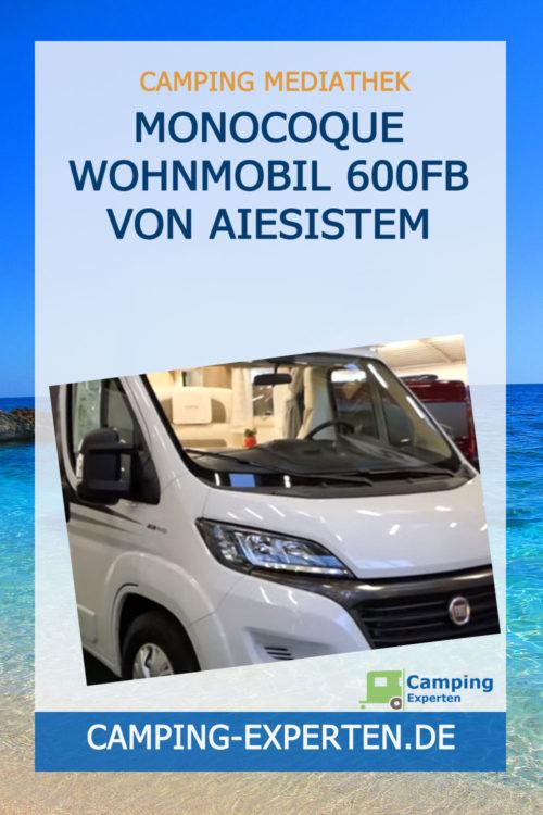 Monocoque Wohnmobil 600FB von AIESISTEM