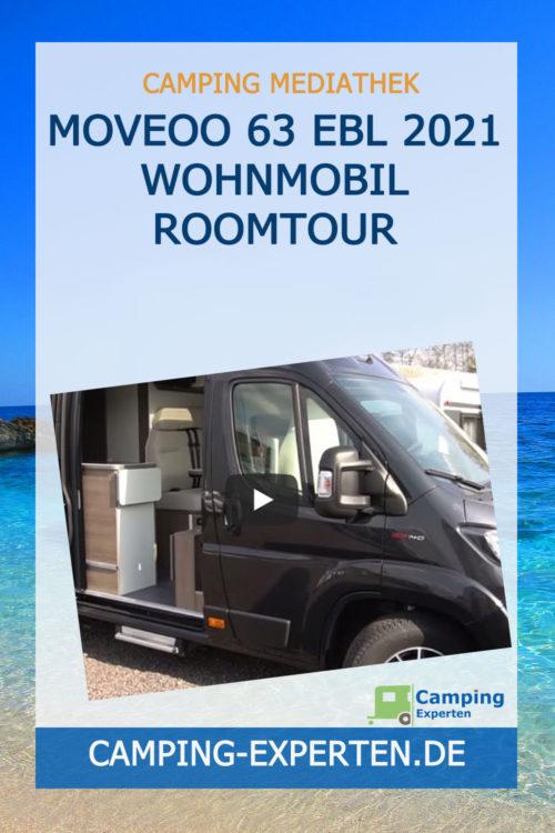 Moveoo 63 EBL 2021 Wohnmobil Roomtour