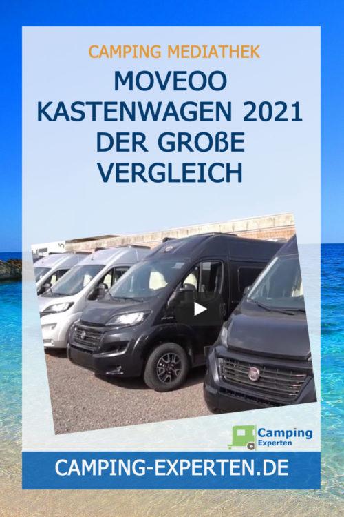 Moveoo Kastenwagen 2021 Der große Vergleich
