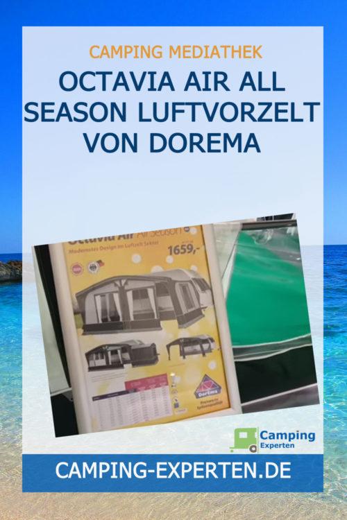 Octavia Air All Season Luftvorzelt von Dorema