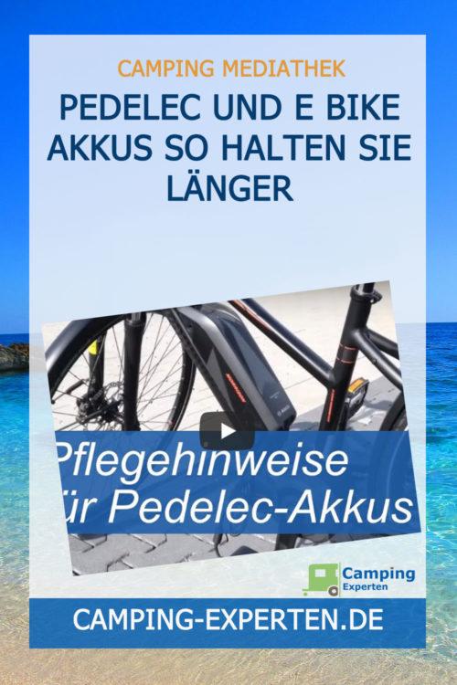 Pedelec und E Bike Akkus So halten Sie länger