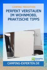 Perfekt verstauen im Wohnmobil Praktische Tipps