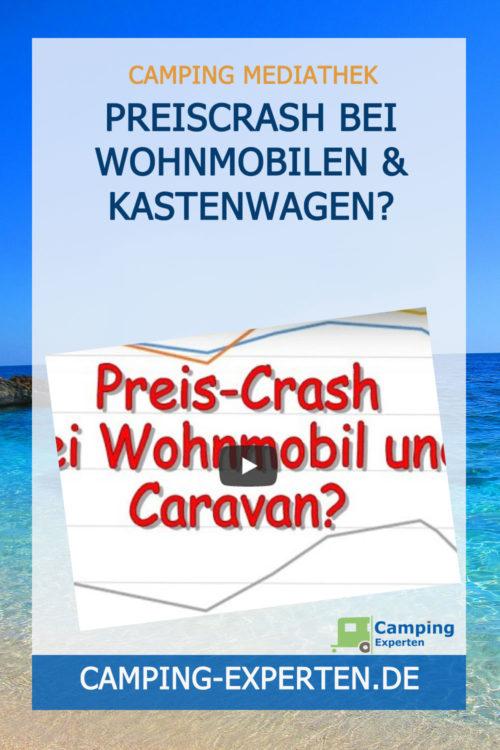 Preiscrash bei Wohnmobilen & Kastenwagen?