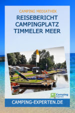 Reisebericht Campingplatz Timmeler Meer