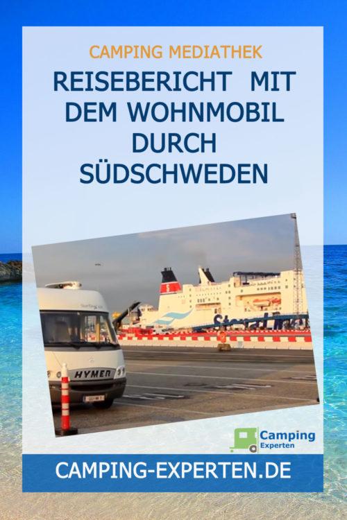 Reisebericht Mit dem Wohnmobil durch Südschweden