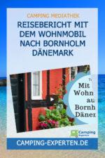 Reisebericht Mit dem Wohnmobil nach Bornholm Dänemark