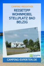 Reisetipp Wohnmobil Stellplatz Bad Belzig Brandenburg