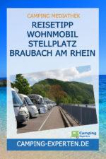 Reisetipp Wohnmobil Stellplatz Braubach am Rhein