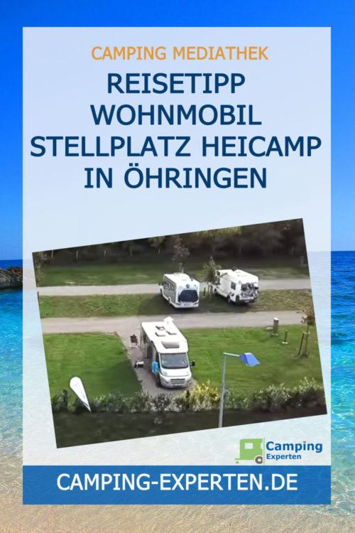 Reisetipp Wohnmobil Stellplatz HEICamp in Öhringen