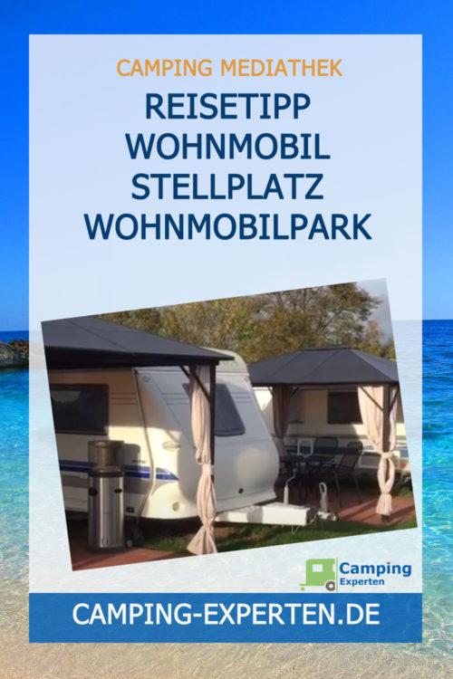 Reisetipp Wohnmobil Stellplatz Wohnmobilpark Xanten NRW