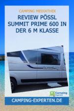 Review Pössl Summit Prime 600 in der 6 m Klasse
