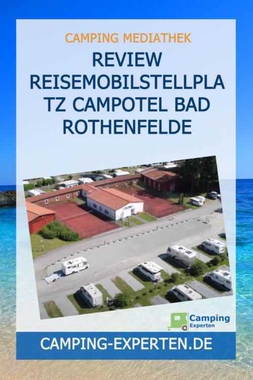 Review Reisemobilstellplatz Campotel Bad Rothenfelde