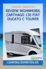 Review Wohnmobil CARTHAGO 130 Fiat Ducato C Tourer