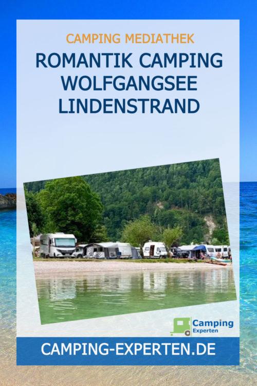Romantik Camping Wolfgangsee Lindenstrand