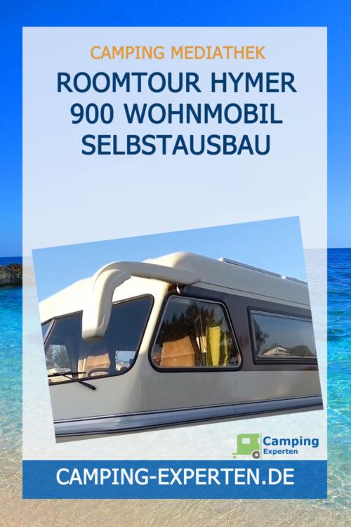 Roomtour Hymer 900 Wohnmobil Selbstausbau