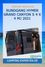Rundgang Hymer Grand Canyon S 4 x 4 MJ 2021