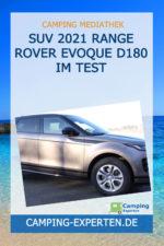 SUV 2021 Range Rover Evoque D180 im Test