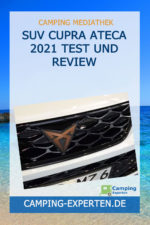 SUV CUPRA ATECA 2021 Test und Review