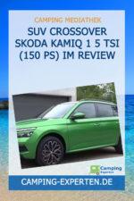 SUV Crossover Skoda Kamiq 1 5 TSI (150 PS) im Review