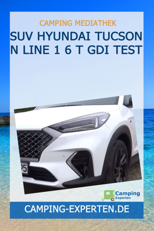 SUV Hyundai Tucson N Line 1 6 T GDI Test