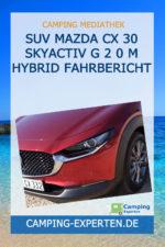 SUV Mazda CX 30 Skyactiv G 2 0 M Hybrid Fahrbericht